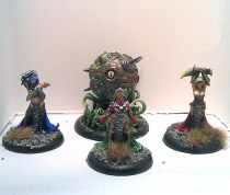 The Witch Coven of Galghast and Egregore